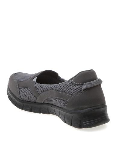 Forelli Ayakkabı Gri